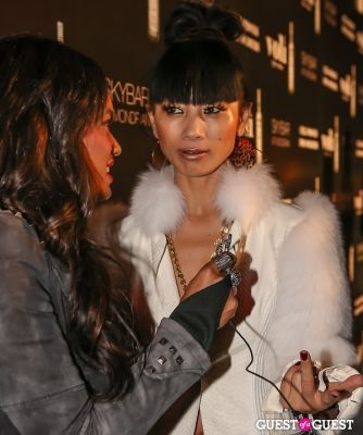 bai ling in Fergie Celebrates The Troops With Cell Phones For Soldiers and Voli Light Vodkas