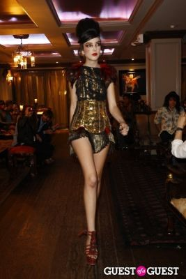 bailey leiter in Generation Goldmine Fashion show