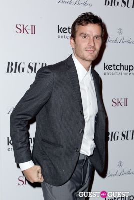 balthazar getty in BIG SUR New York Movie Premiere
