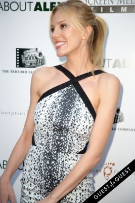 bar paly in Los Angeles Premiere of ABOUT ALEX
