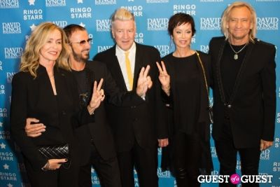 "marjorie bach in Ringo Starr Honored with ""Lifetime of Peace & Love Award"" by The David Lynch Foundation"