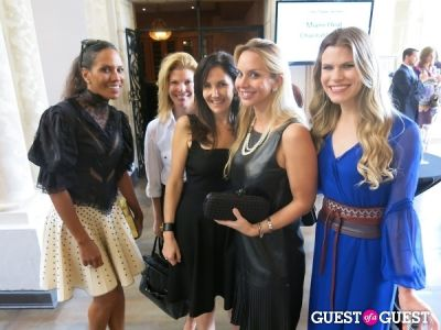 christina getty-and-suzy-buckley-woodward in Wine, Women & Shoes at the Coral Gables Country Club