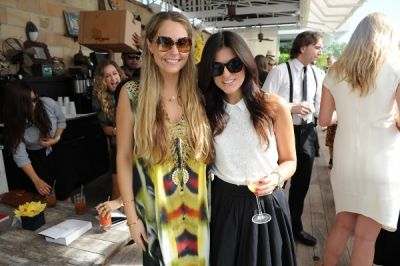 barbara havenick in ShopBAZAAR VIP Brunch at Soho Beach House