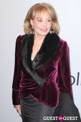 barbara walters in Oprah Winfrey and Ralph Lauren Gala