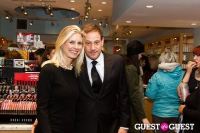 barry beck in Bluemercury Holiday Shopping Party