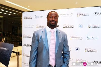 bart scott in Breaking A Record To Beat Cancer Finish Line Party