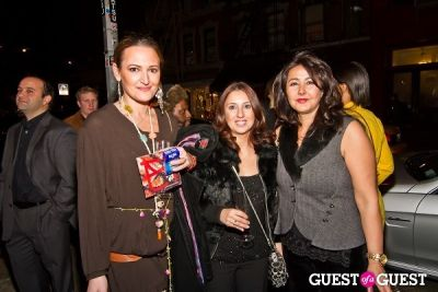 gulhan aksit in The New Collectors Selection Exhibition and Book Launch