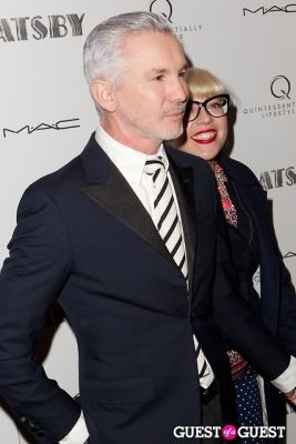 baz luhrmann in A Private Screening of THE GREAT GATSBY hosted by Quintessentially Lifestyle