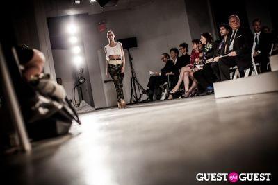 beatrice weiland in Pratt Fashion Show 2012