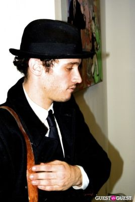 beau in Alec - Monopoly Art Show 2010