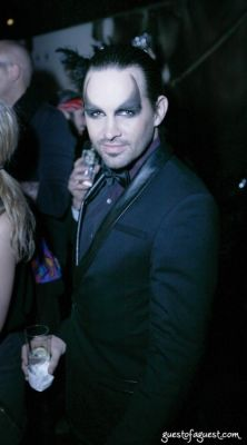 beau nelson in Lydia Hearst's Masquerade Party