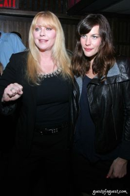 liv tyler in Bebe Buell and Liam McMullan in Concert