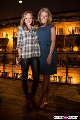 brooke henderson in Frye Pop-Up Gallery with Worn Creative