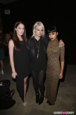 natalia kills in #DKNY25 Birthday Bash
