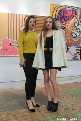 beckie lou-brown in Domingo Zapata Presents 'A Nod to Matisse' at LAB ART Gallery