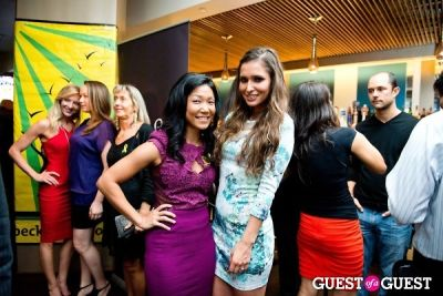 victoria pomeroy in Sip with Socialites & Becky's Fund Happy Hour