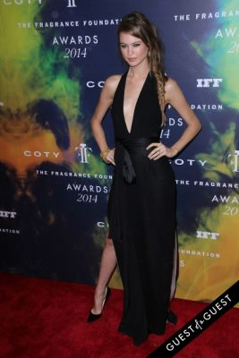 behati prinsloo in Fragrance Foundation Awards 2014