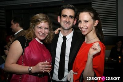 ben baccash in World Monuments Fund Gala After Party