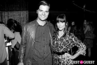 ben decker in BBM Lounge/Mark Salling's Record Release Party