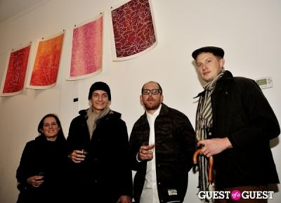 ben eine in COLOR or COLOUR Exhibition Opening