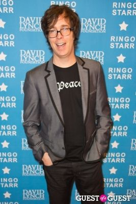 """ben folds in Ringo Starr Honored with """"Lifetime of Peace & Love Award"""" by The David Lynch Foundation"""