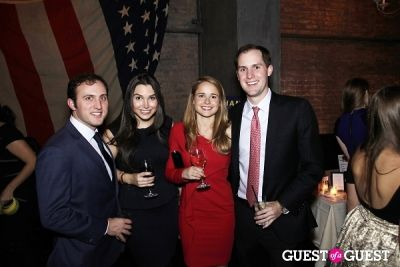 ben gliklich in Project Sunshine's 4th Annual Young Leadership Holiday Party