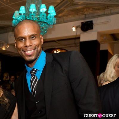 ben li-gon in New York's Kindest Dinner Awards
