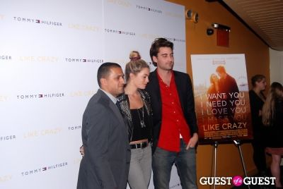 kyle hotchkiss-carone in LIKE CRAZY Premiere