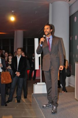 ben silverman in Notional Launch Party At IAC