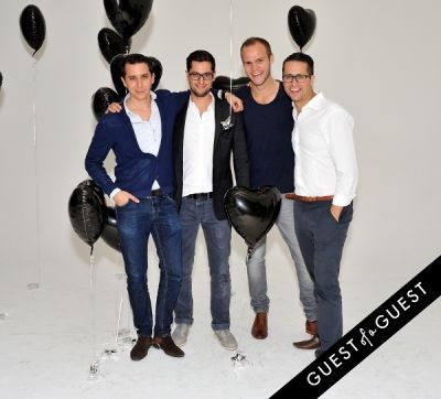 anselm bauer in Stylight U.S. launch event