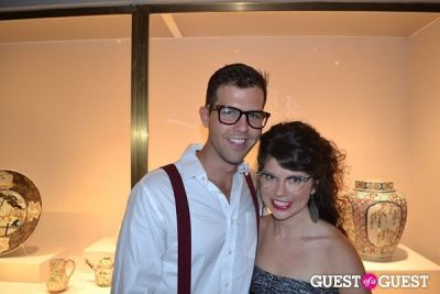 benjamin laforest in Annual LGBT Post Pride Party at the MET