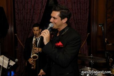benny reid in Micheal Fredo's Quintet at the Plaza Hotel