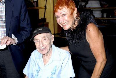 cynthia crane in Bernard Bierman's 101st Birthday Party