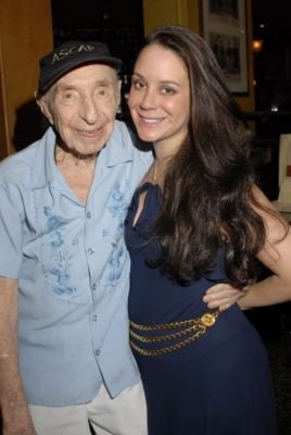 michelle pirret in Bernard Bierman's 101st Birthday Party