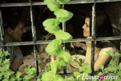 bernard eyth in Sud de France Tasting Table at The Smile