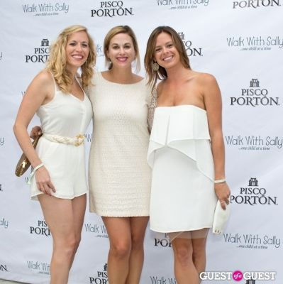 mandy dimiero in Walk With Sally's 7th Annual White Light White Night