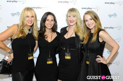 danielle purslow in The 2013 Everyday Health Annual Party