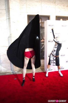 betsey johnson in New York City Ballet Spring Gala 2011