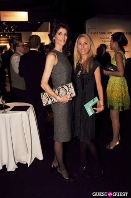 bettina mirsepahi in Winter Antiques Show Young Collectors Night