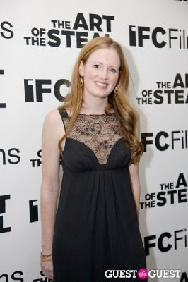 bettina prentice in The Art of Steal Premiere at MoMA