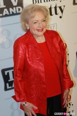 betty white in Betty White's 89th Birthday Party