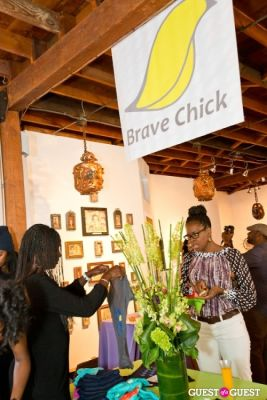 beverly blossom in Brave Chick B.E.A.M. Award Fashion and Beauty Brunch