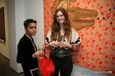 bianca arielle-bailey in Tyler Rollins Fine Art presents Eko Nugroho & Wedhar Riyadi