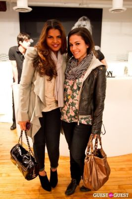 bianca posterli in HUDSON After Hours event NYC