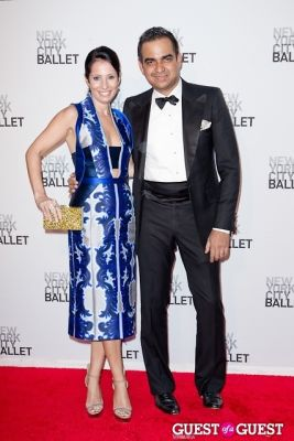 dana auslander in New York City Ballet's Fall Gala