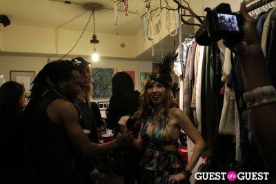 "ella gsell in Feed A Model Presents: ""Last Night A DJ Saved My Life"""
