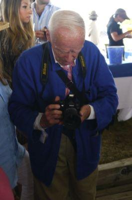 bill cunningham in 37th Annual Hampton Classic