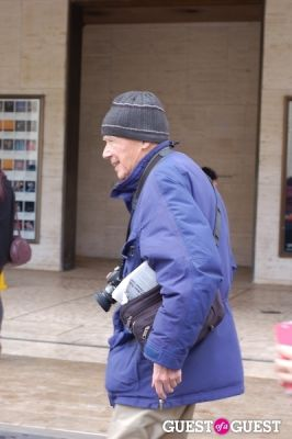 bill cunningham in NYFW: Street Style from the Tents Day 5