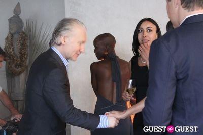 bill maher in LA Confidential Presents Shine On Sierra Leone 5th Annual Fundraiser Hosted by Selita Ebanks, Bill Maher and Serena Williams