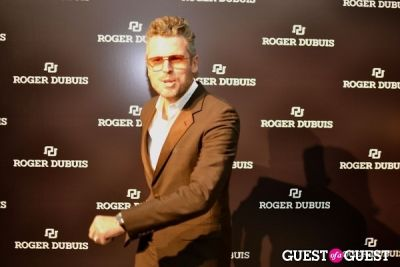 bill powers in Roger Dubuis Launches La Monégasque Collection - Monaco Gambling Night